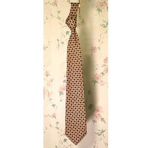 Giorgio Armani Yellow Tie